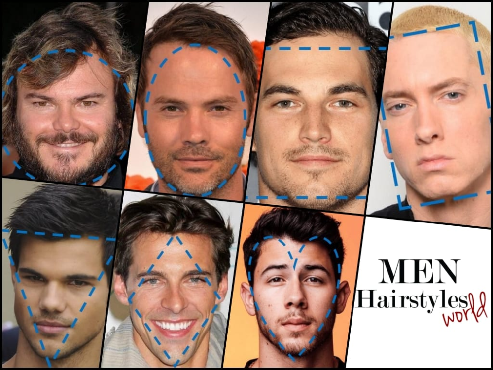 What Haircut Should I Get Still Undecided Then Discover The Most Flattering Haircuts For In 2020 Face Shape Hairstyles Square Face Hairstyles Oblong Face Hairstyles