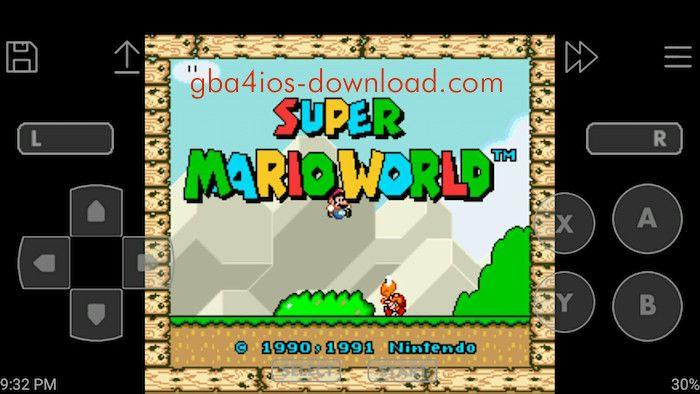 Super Mario Kart SNES Game | GBA4IOS | Super mario kart, Mario kart
