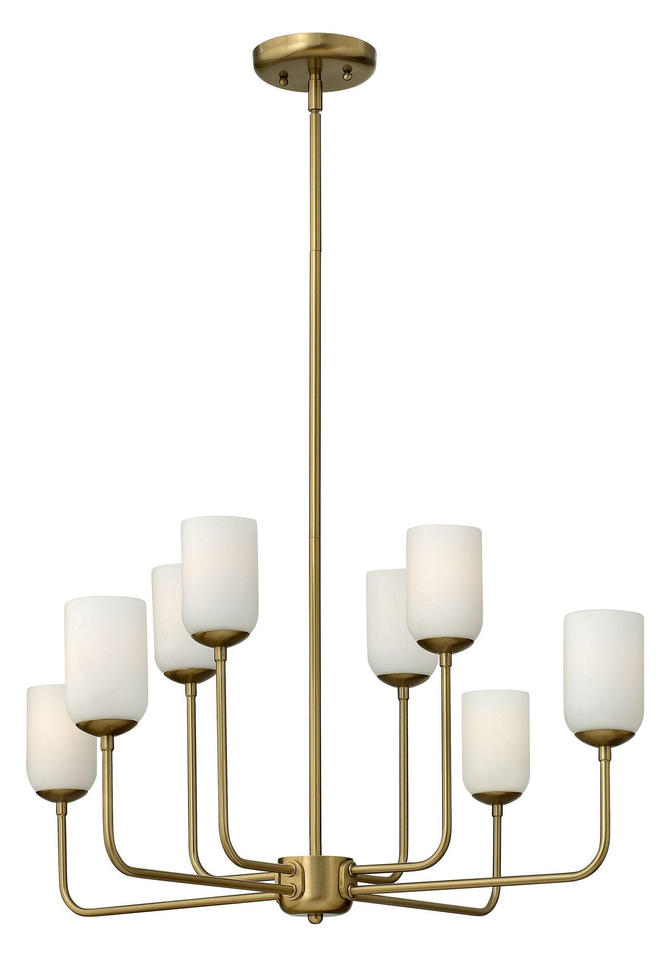 Hinkley lighting harlow 8 light chandelier wayfair lighting hinkley lighting harlow 8 light chandelier wayfair aloadofball Image collections