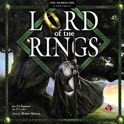 Le Seigneur des Anneaux de Reiner Knizia