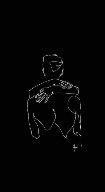 Line Art Aesthetic Black 52+ New Ideas #art