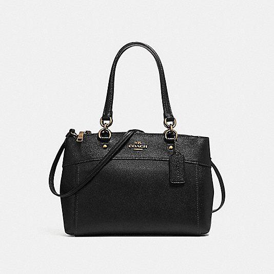 3883ea64e19 New Coach F26139 MINI BROOKE Carryall Satchel Handbag Purse Shoulder Bag  Brown   Women s Handbags   Pinterest   Handbags, Bags and Satchel handbags