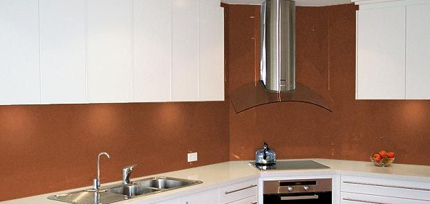 Copper splashback Home sweet home Pinterest Copper - k che ohne griffe