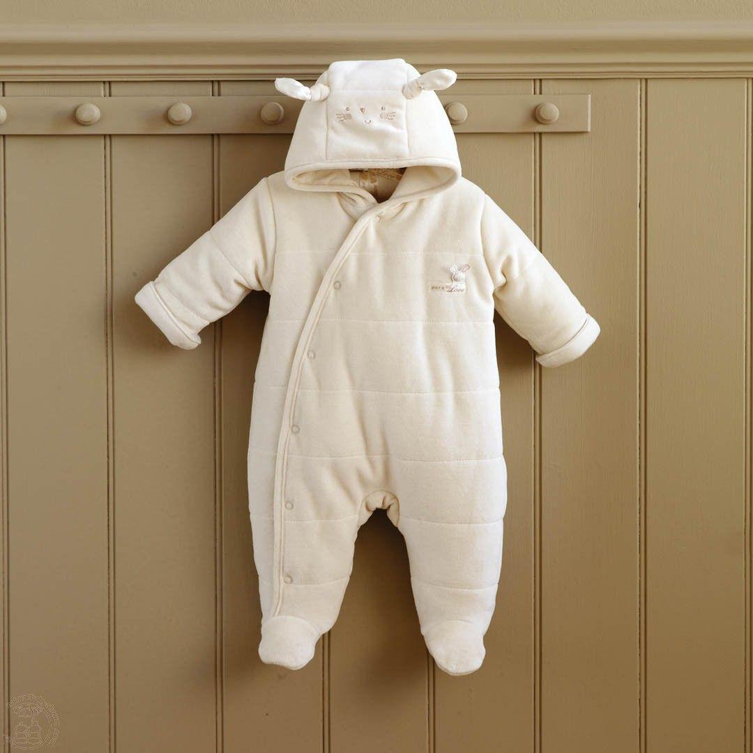 Natures Purest Snuggle Snow Suit Babies R Us Had Some