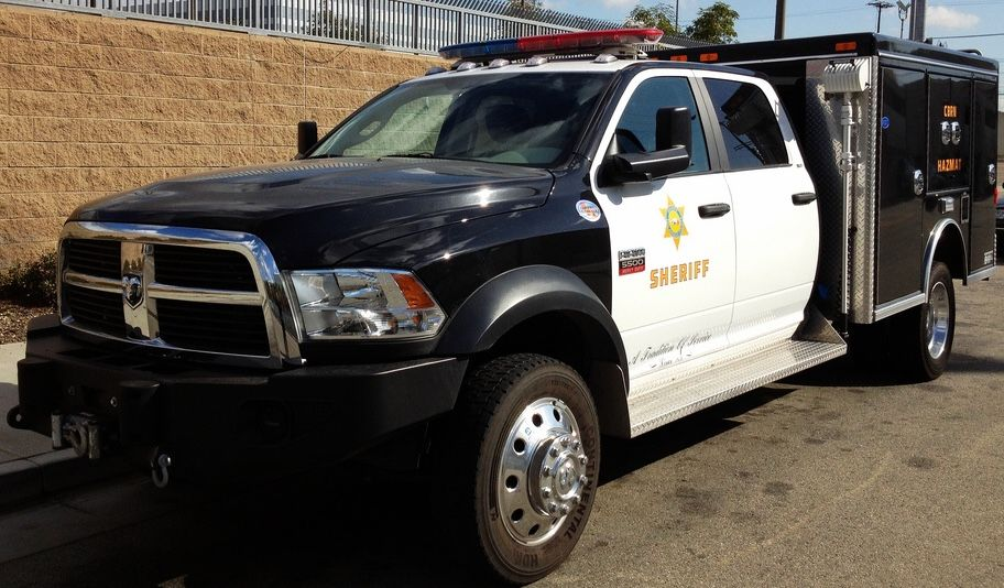 Los Angeles County Sheriff S Department Ca Police Truck Police Cars Old Police Cars