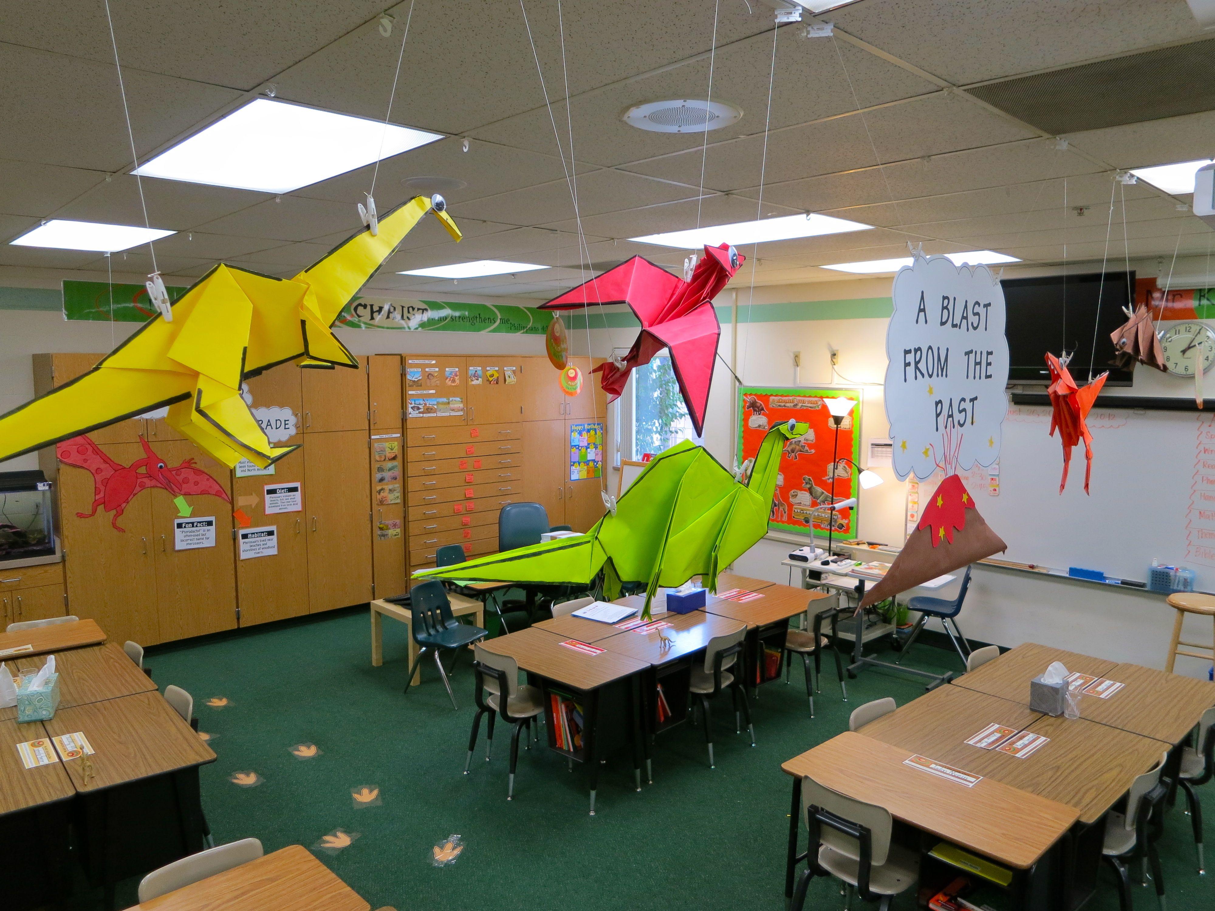 Dinosaur Preschool Theme