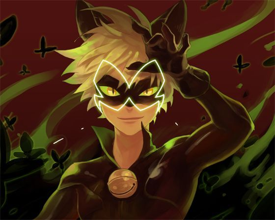 chat noir and miraculous ladybug - Google Search