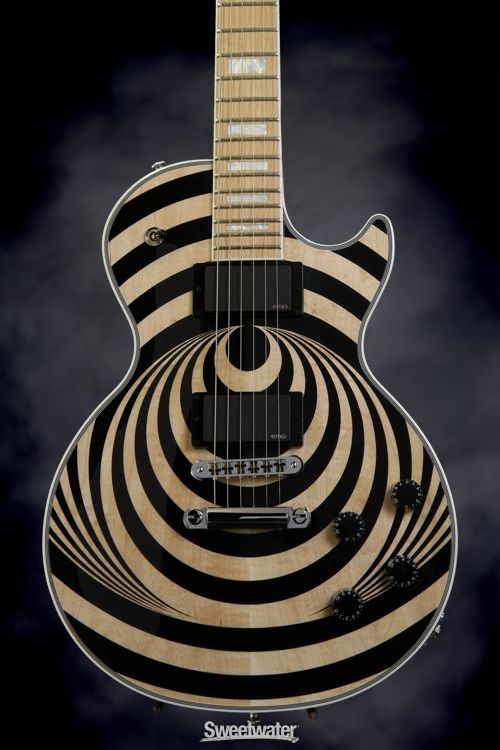 Gibson Les Paul Zakk Wylde Vertigo