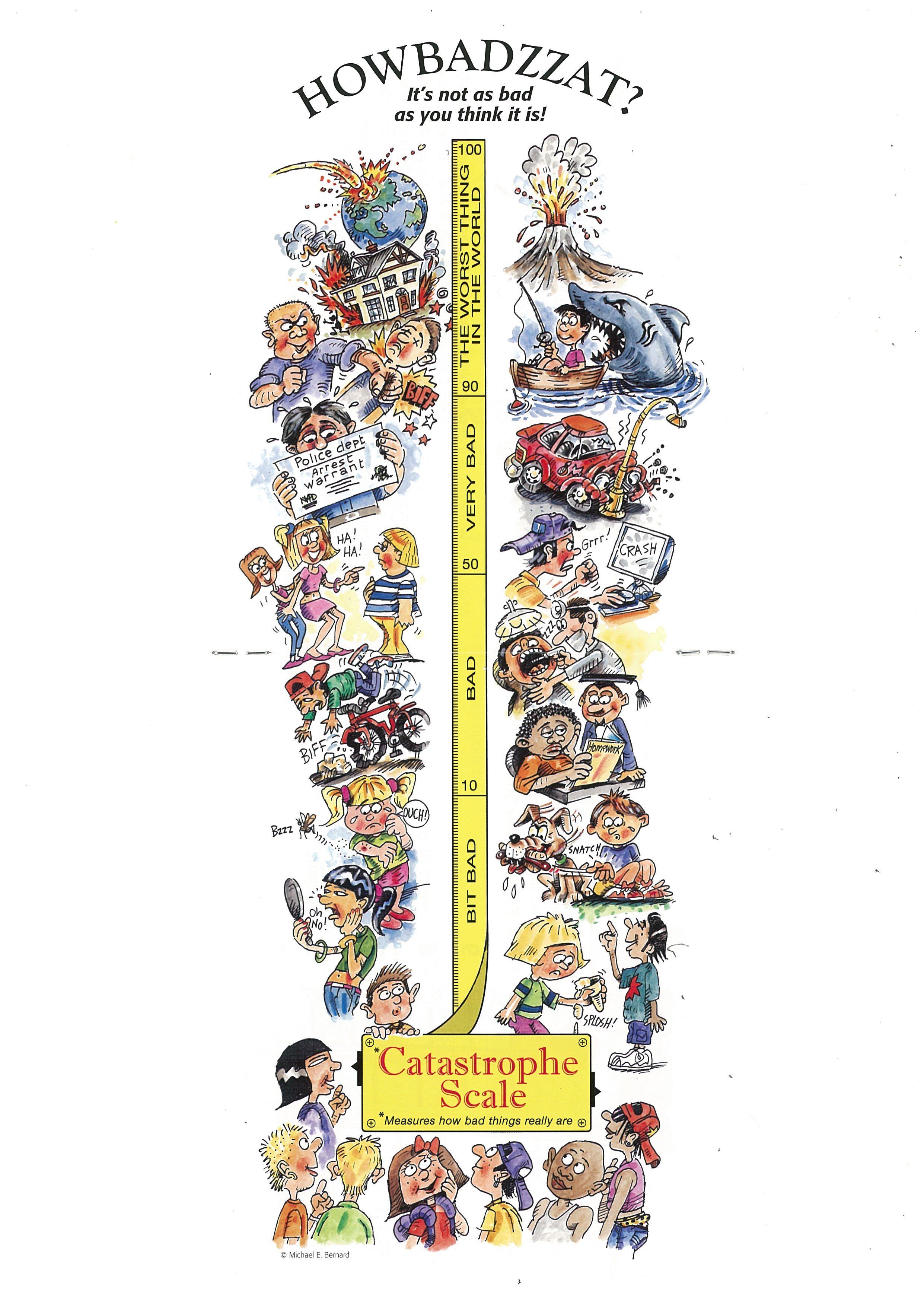 Catastrophe Scale