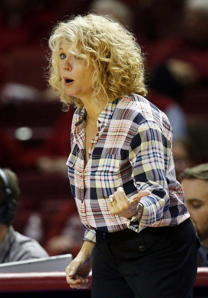 OU vs. Texas Tech women's basketball Photo Gallery