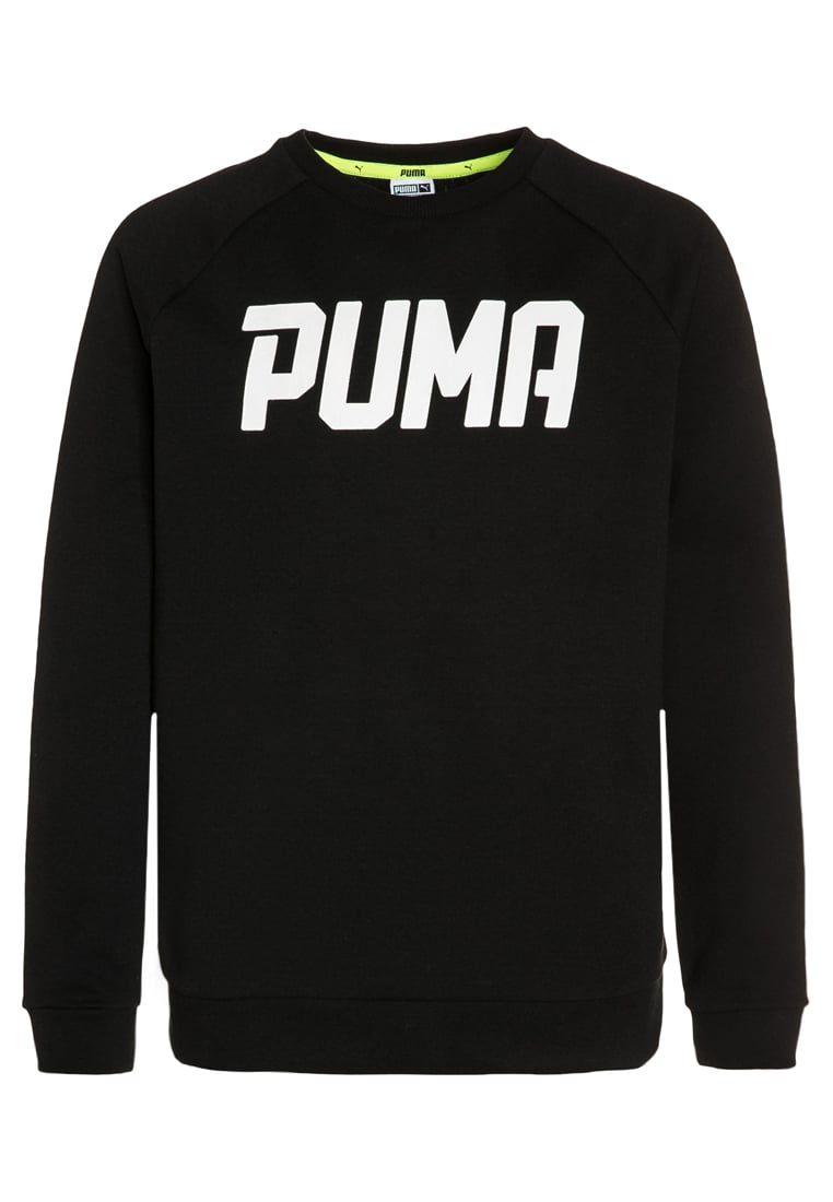 ¡Consigue este tipo de sudadera con capucha de Puma ahora! Haz clic para  ver los detalles. Envíos gratis a toda España. Puma Sudadera black  Puma  Sudadera ... 7018f60a1f3