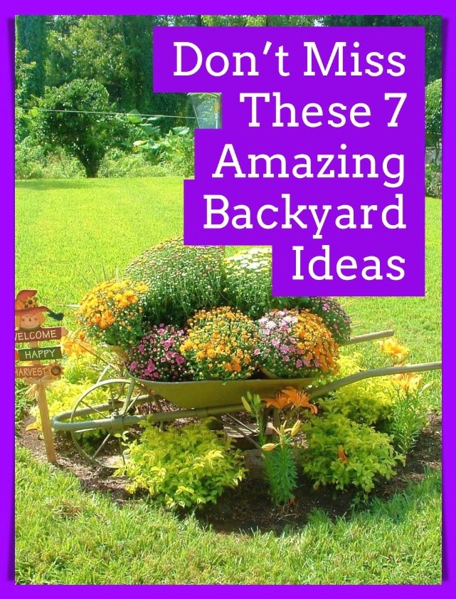 OMG! A Must Pin! Amazing Landscaping Ideas for Your ...