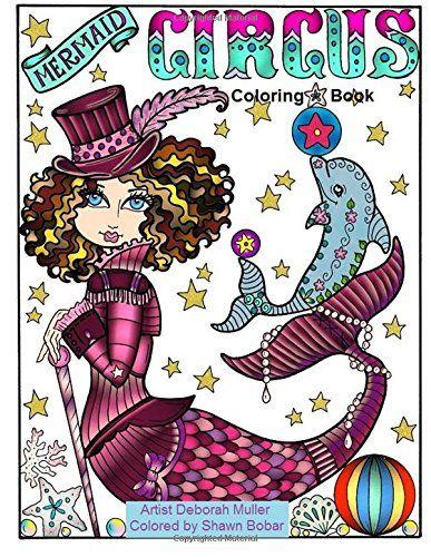 Mermaid Circus By Deborah Muller Amazon Dp