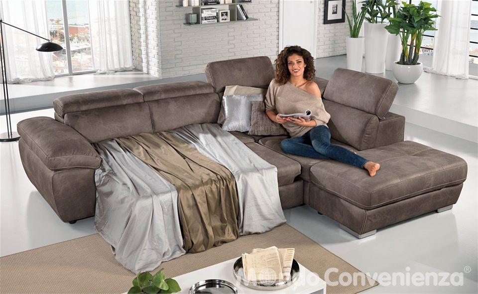 Letto Viola Mondo Convenienza : Divano letto viola mondo convenienza idee per casa couch