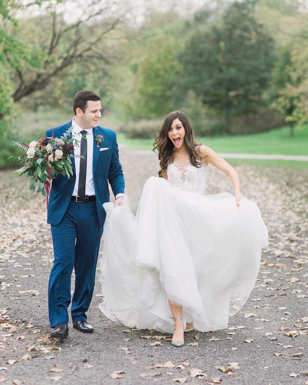 Best wedding dresses of all time  When you made it official had the best time taking your wedding