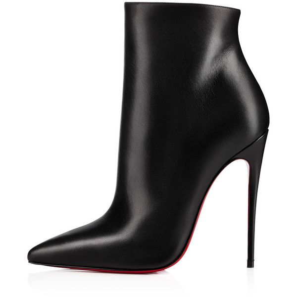 So Kate Booty 120 BLACK Calf - Women Shoes - Christian Louboutin ... c0cbffbfae