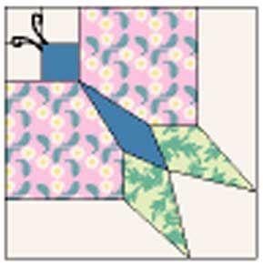 butterfly block Friday Freebie: Vintage Pieced Butterfly Quilt ... : butterfly quilt blocks - Adamdwight.com