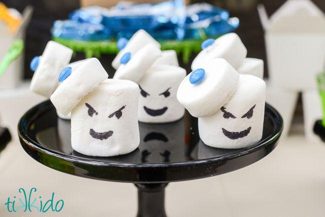 20 Easy & Fun Halloween Food Ideas