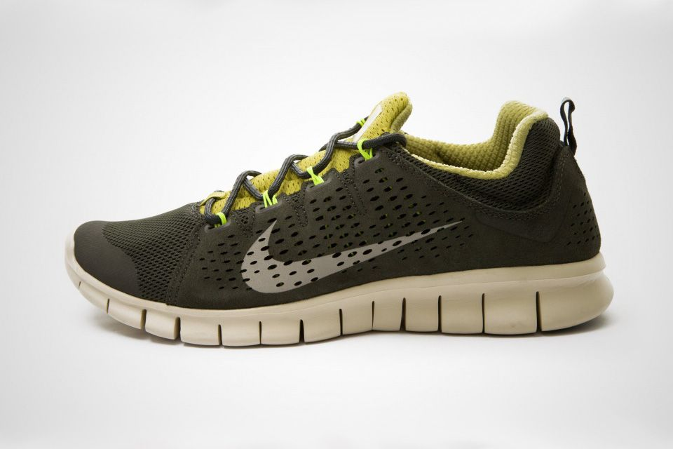 pretty nice 1ea1a 73743 Nike Free Powerlines+ II LTR Moss Green Avion