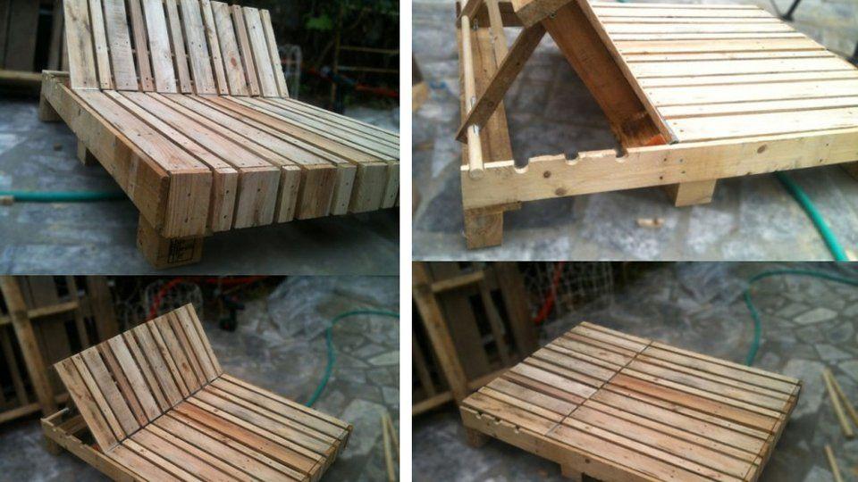30 meubles à faire avec des palettes ! Woods and Gardens