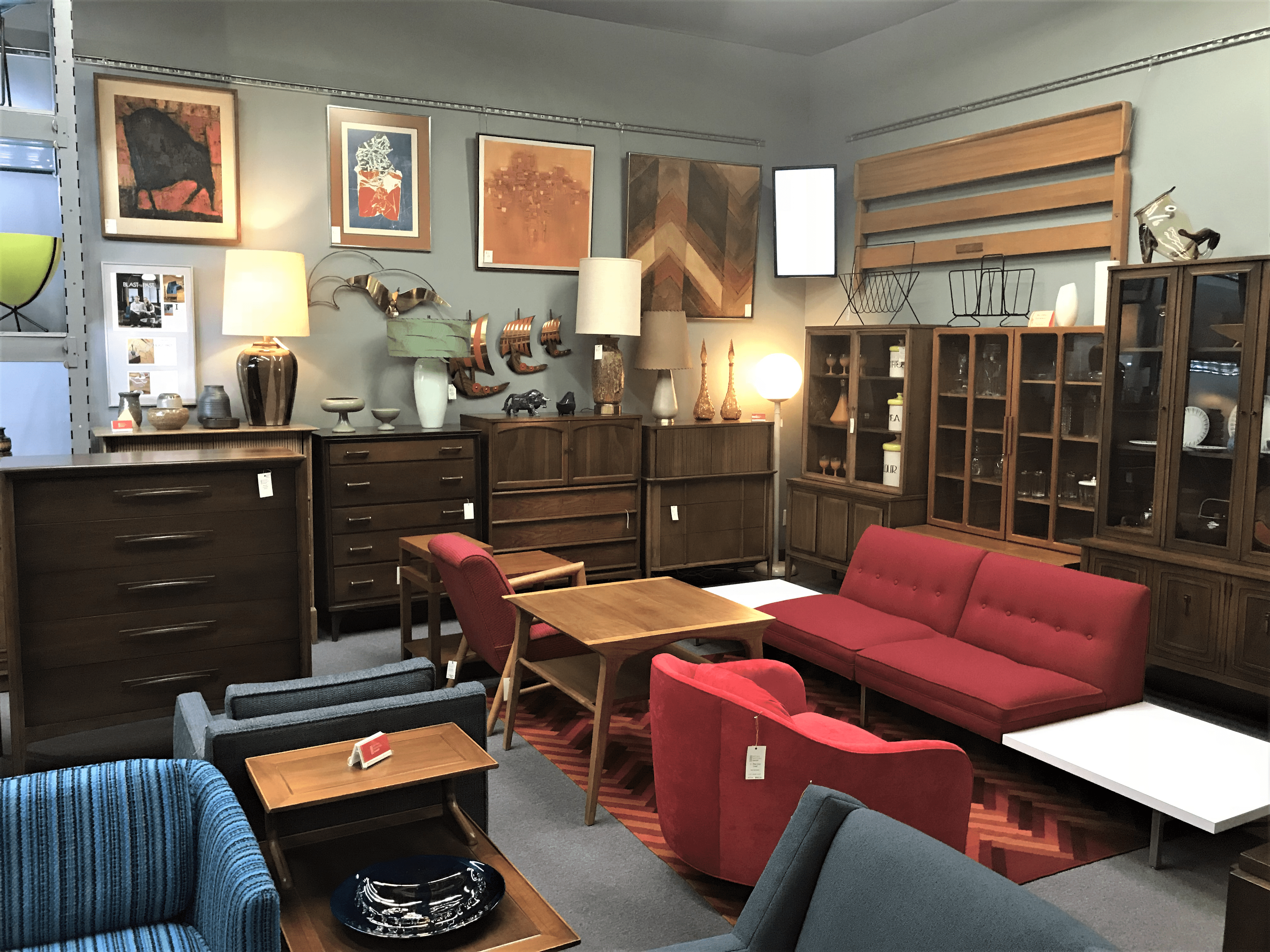 Retro Revival Shop Has A Huge Selection Of Mid Century Modern