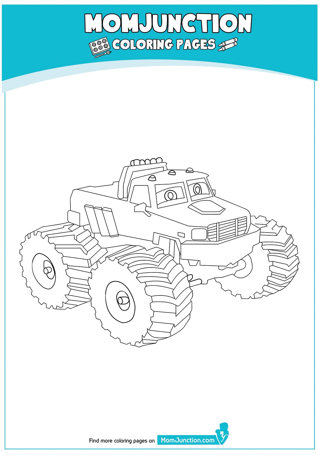 Print Coloring Image Momjunction Coloring Pages Mom Junction Color