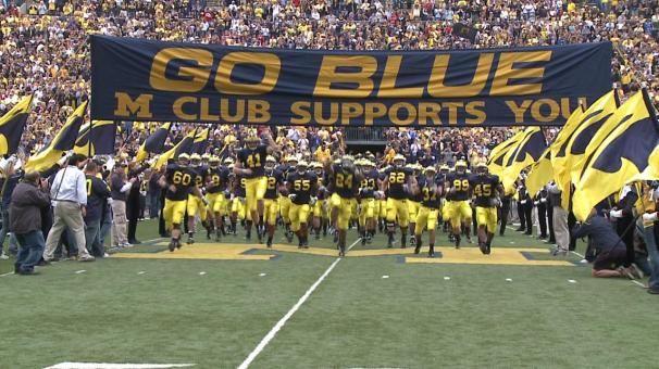 Michigan Football on Saturdays