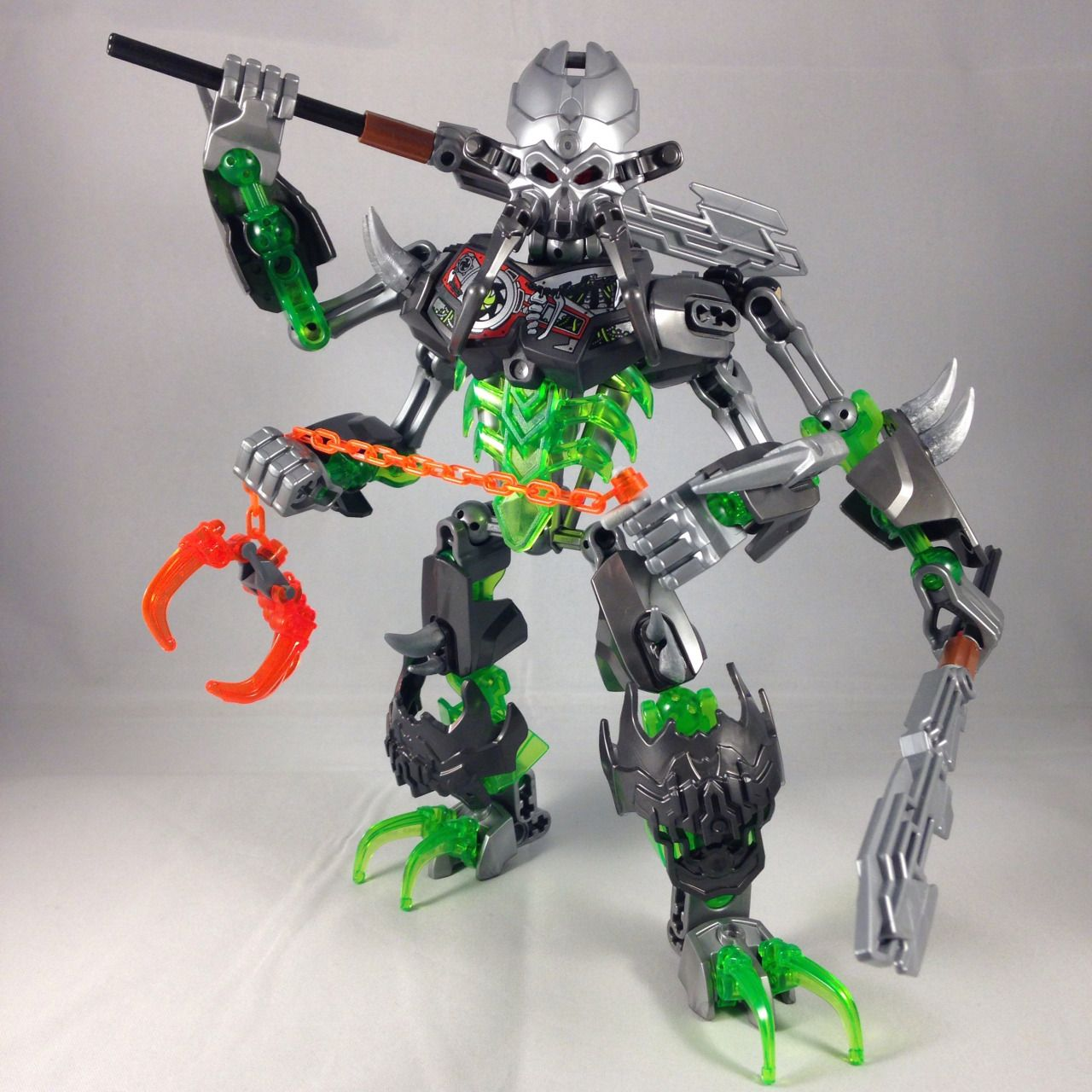 Картинки роботы биониклы