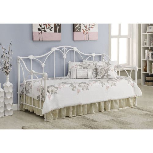 Found it at Wayfair - Brecon Daybed Ideas for Daughter\u0027s Bedroom - Daybed Images