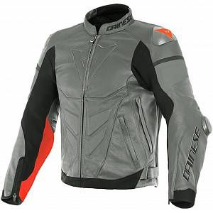 Dainese Super Race Motorcycle Leather Jacket