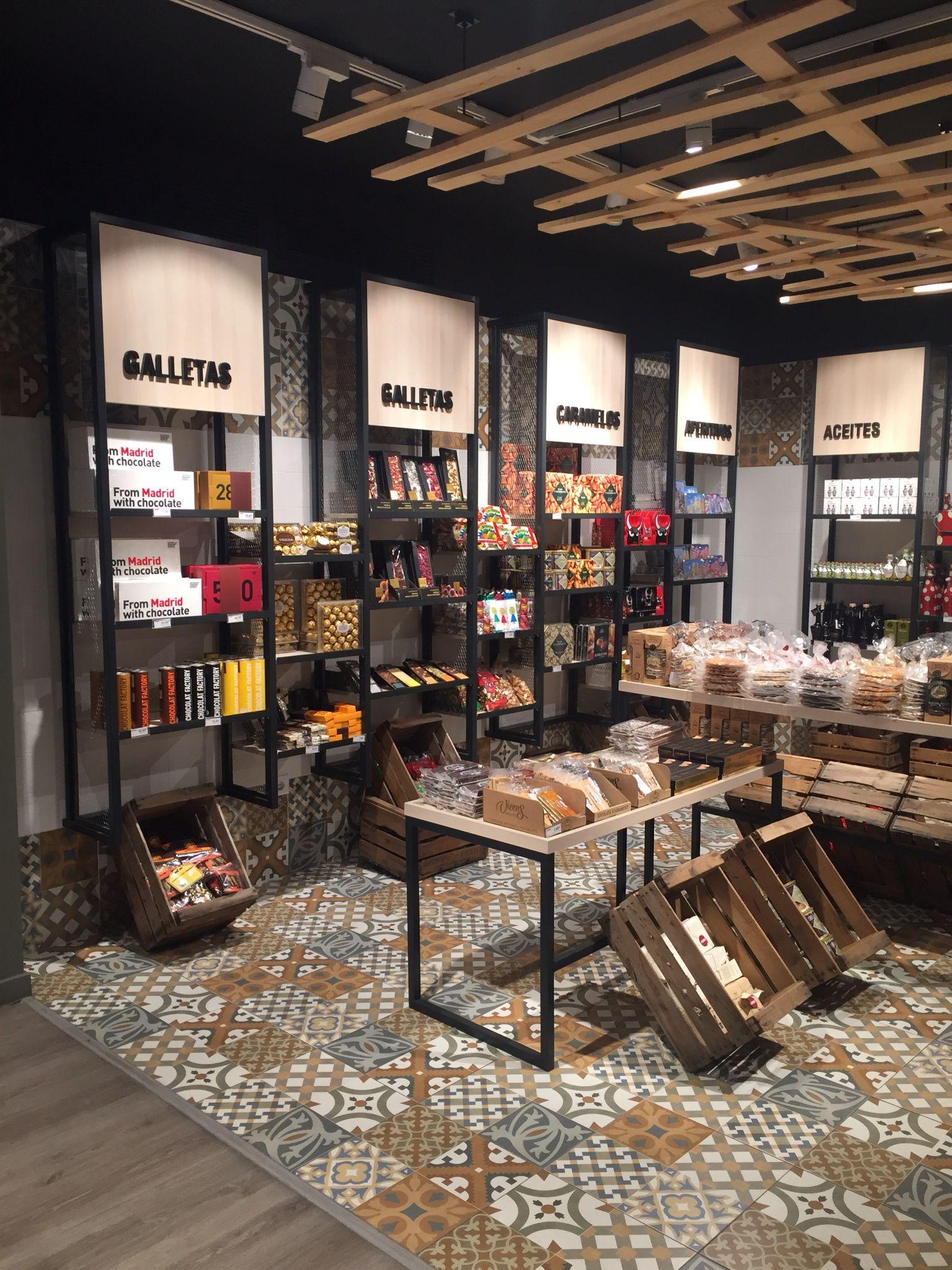 Supermarkets Retail Design Blog Amalia Curiosa Forma De Distribuir Los
