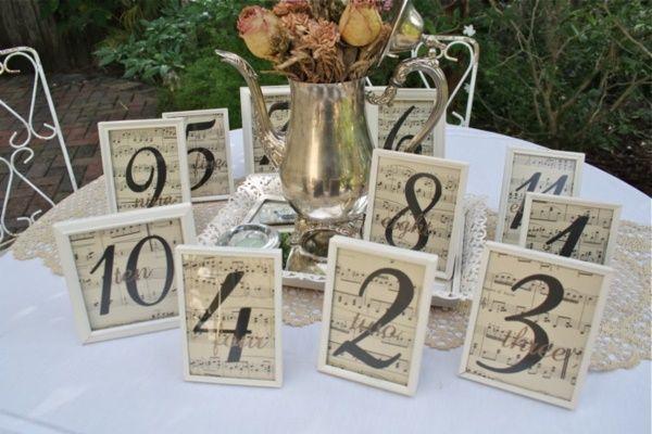 50 Romantic Wedding Table Decorations ideas