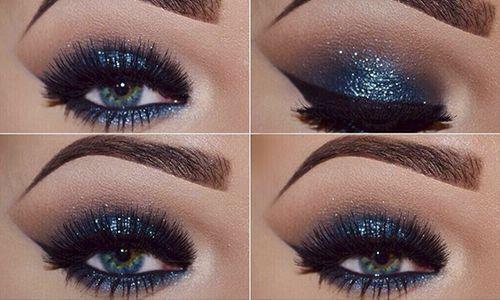 dicas de maquiagem para olhos - Pesquisa Google
