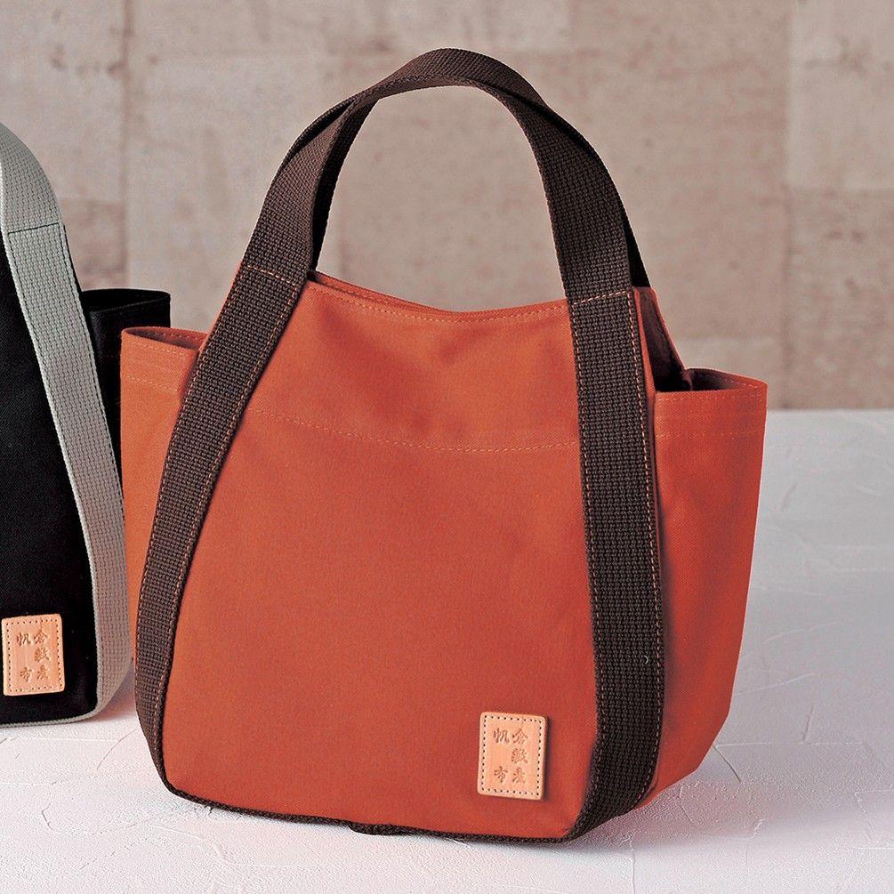 Bolso de la combinación de colores de la lona de Kurashiki | JAL Shopping