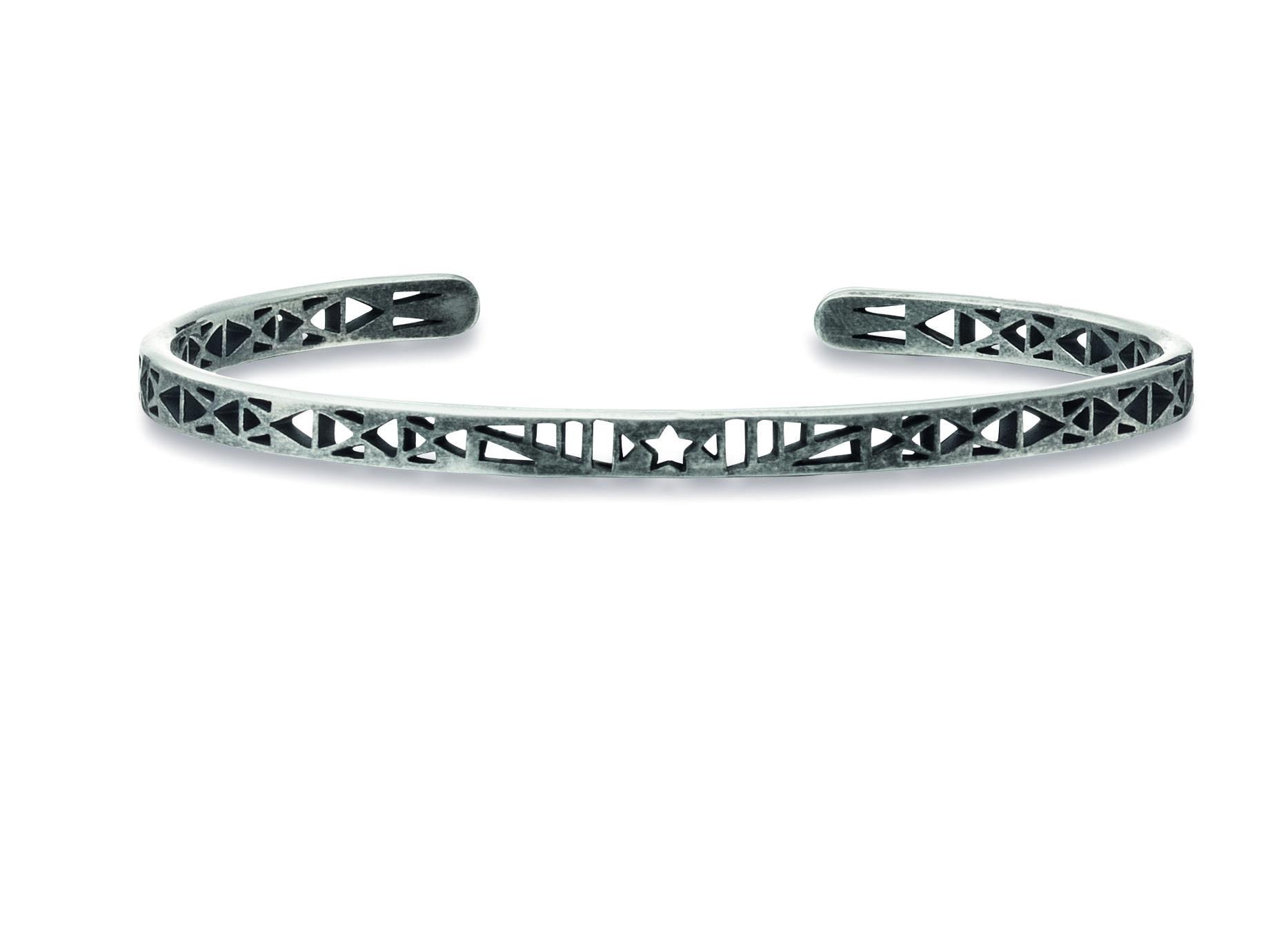 caï jewels | silver bracelet | fall/winter 2014/2015 | cai men | unisex crosses | www.cai-jewels.com