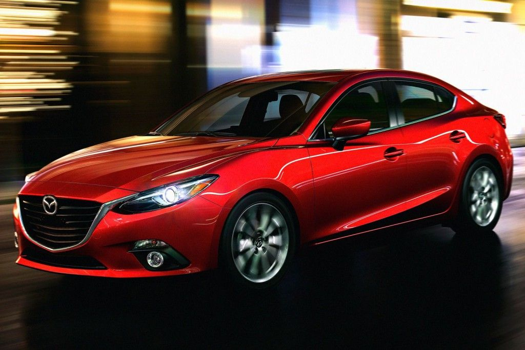 2016 mazda 3 hatchback High Definition Wallpaper