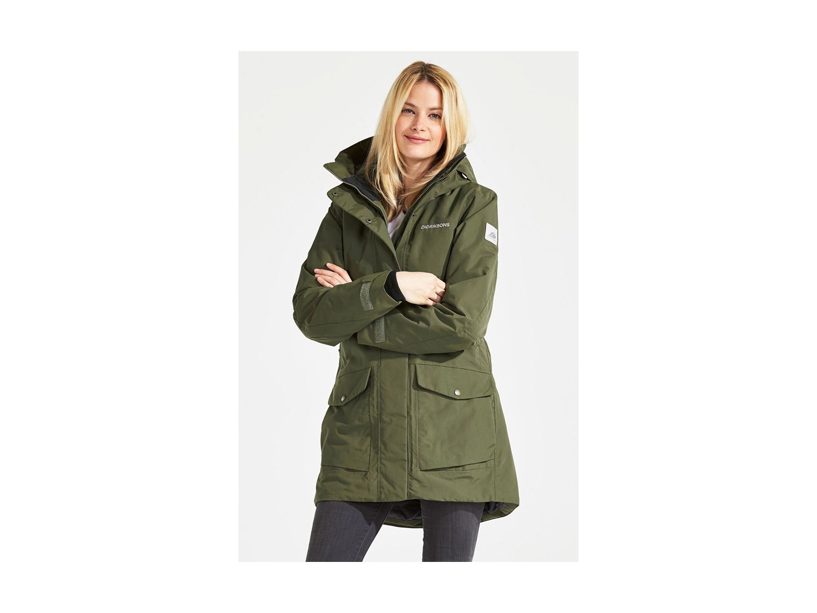 Frida Women's Parka 3
