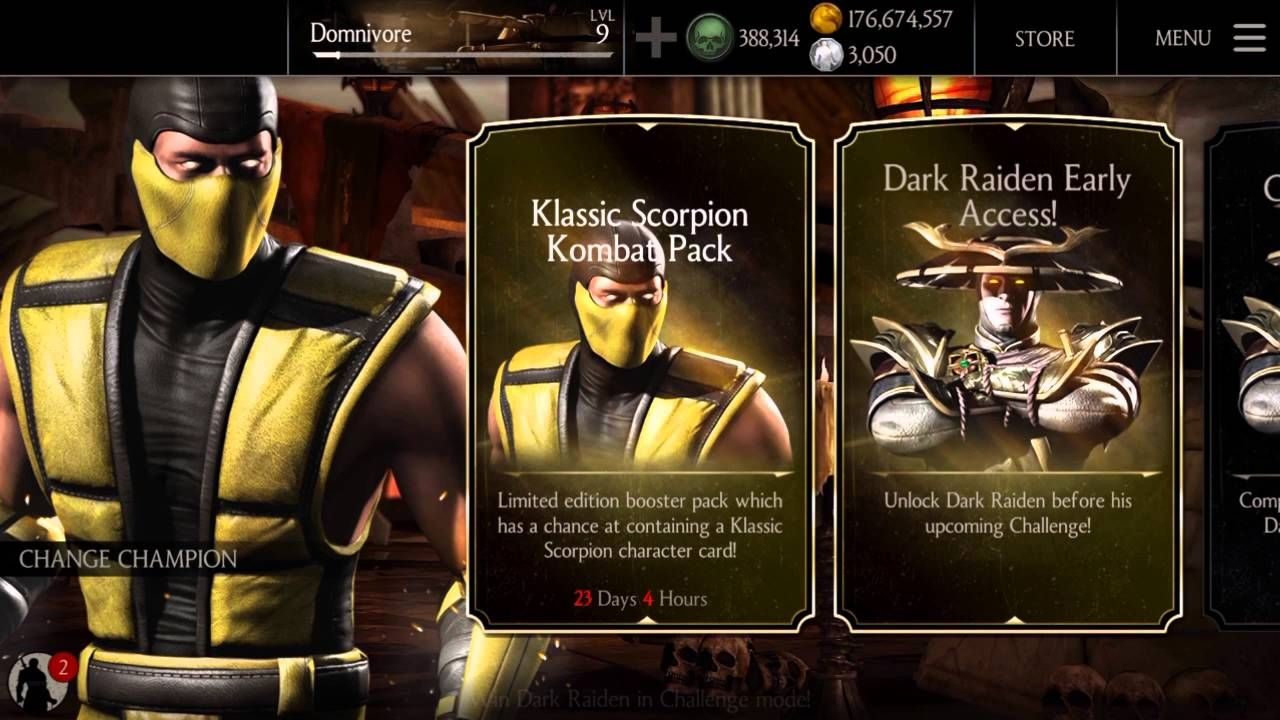 7007da78f5f9f2f9cce664a66c63d1f4 - How To Get All Characters In Mortal Kombat Xl