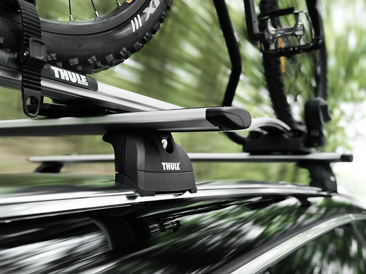 With Thule Roof Bars On Your Car You Always Carry Important Loads Carefully Strongly And In Style Find Your Best R Roof Rack Kayak Roof Rack Bike Roof Rack
