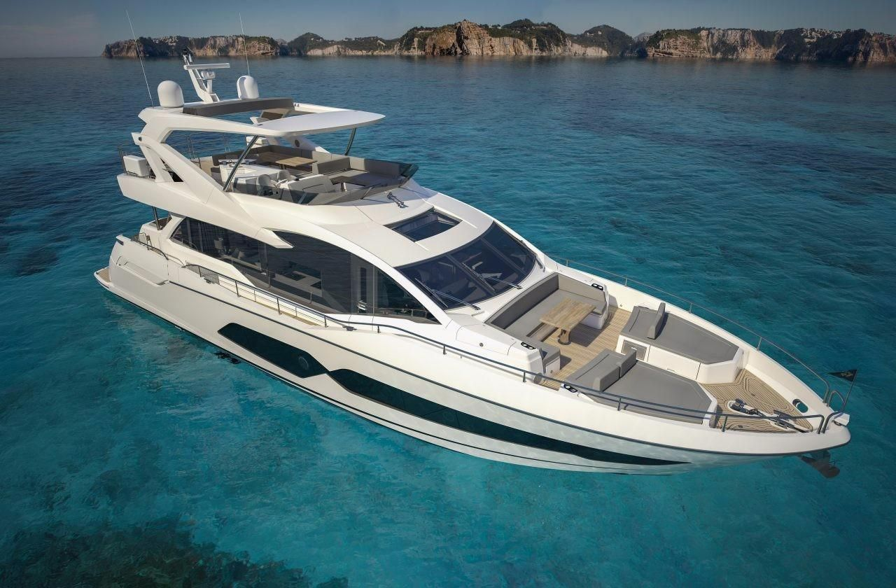 Product Homepage - Our Listings - 76 ft 2018 Sunseeker Yacht