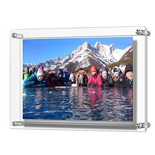 Boxalls, marco de fotos magnético en acrílico transparente. Marcos ...