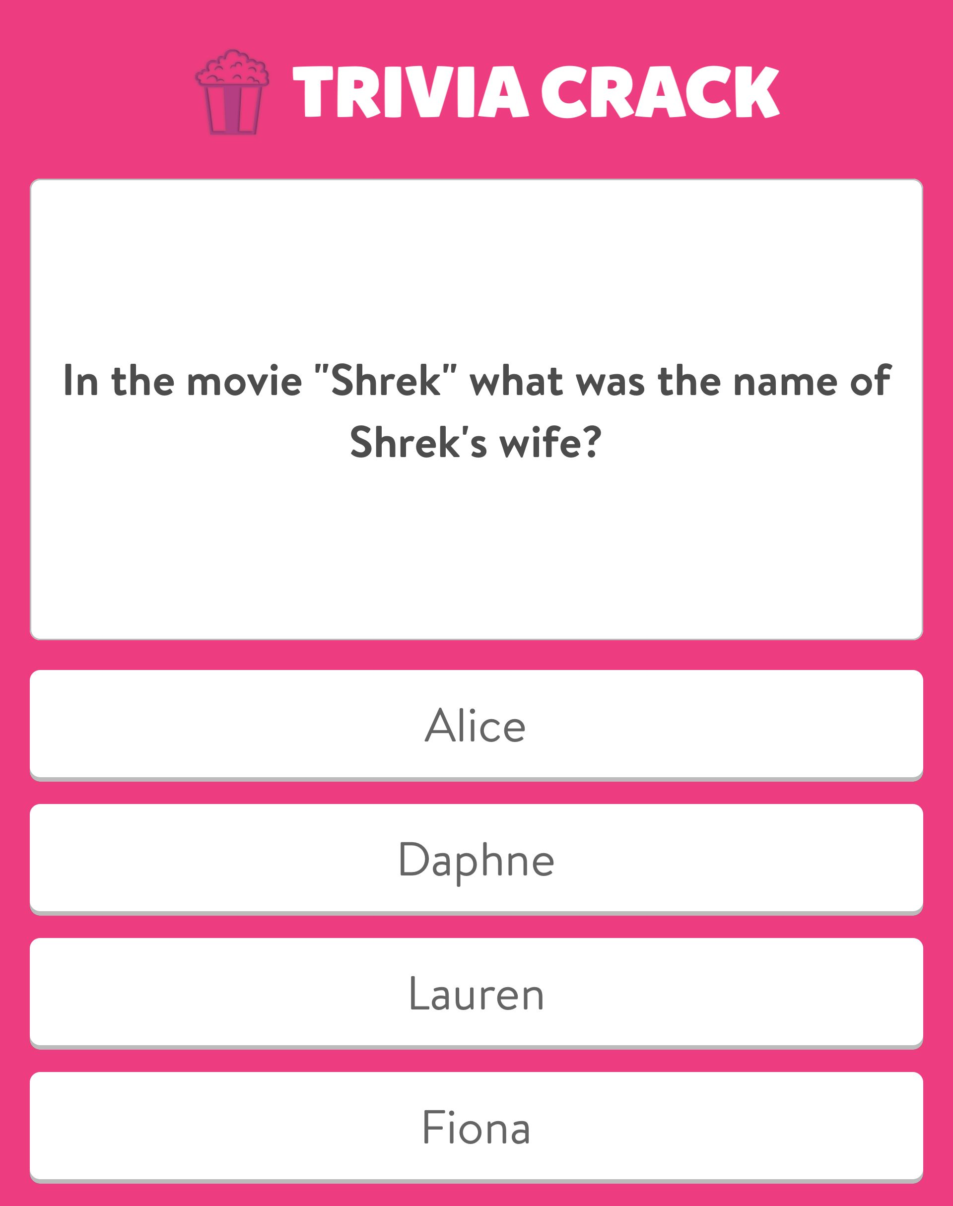 I just answered this question on Trivia Crack | Random | Trivia