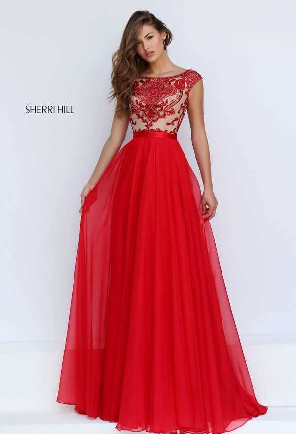Sherri Hill 11332 Prom Dresses With Sleeves 70e3da9d96c3