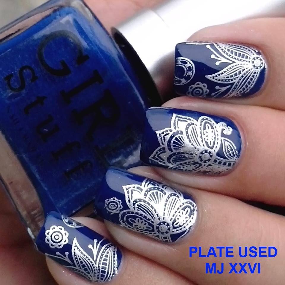 Nail Art Ideas nail art online store : MJ XXVI Image Plate · MyOnline Shop · Online Store Powered by ...