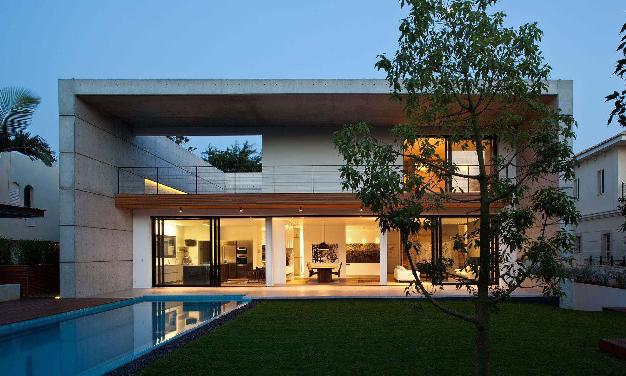 Ramat Hasharon House 6 - Pitsou Kedem