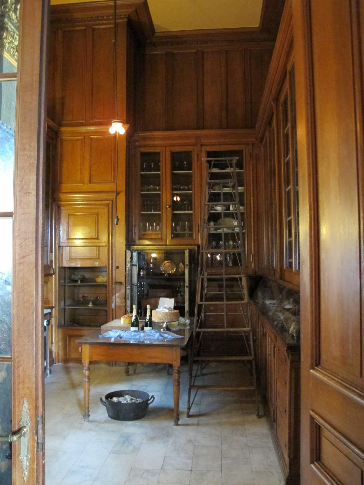 In Love - Real Butler' Pantry Kitchens Forum