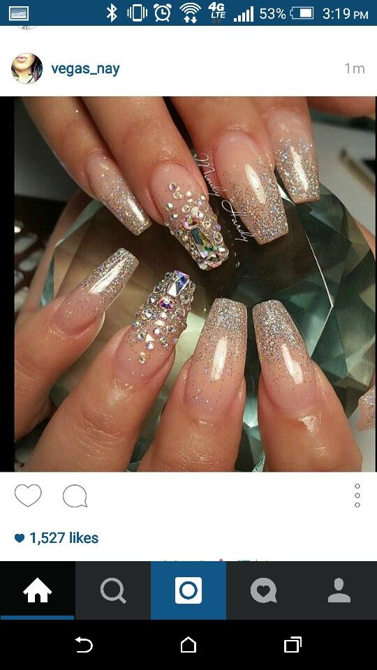 Birthday nails   Nails   Pinterest   Birthday nails, Birthday nail ...
