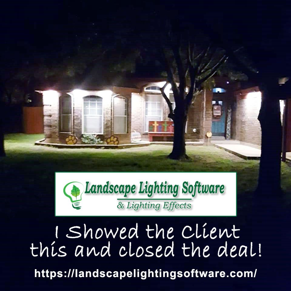 28 Landscape Lighting Software Examples Ideas Landscape Lighting Landscape Lighting