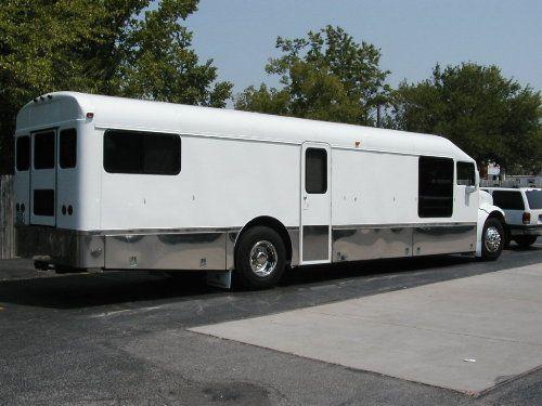 School Bus  Camper Questions