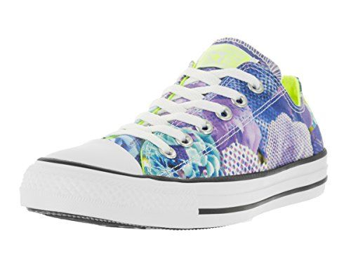 6e98b4a1decf29 Converse Women s Chuck Taylor All Star Digital Floral Ox Basketball Shoe     You can find out more details at the link of the image.